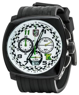 Luminox Luminox Men's 1147 Tony Kanaan Edition Analog Display Analog Quartz Black Watch