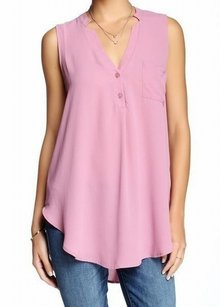 Lush 100-polyester New With Defects 3414-0707 Top