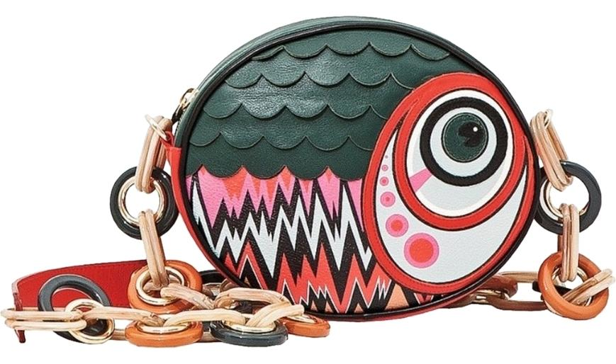 Missoni Fish Shoulder Bag