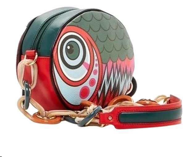 M Missoni M Fish Eye W/chainlink Strap~it From Italy ...