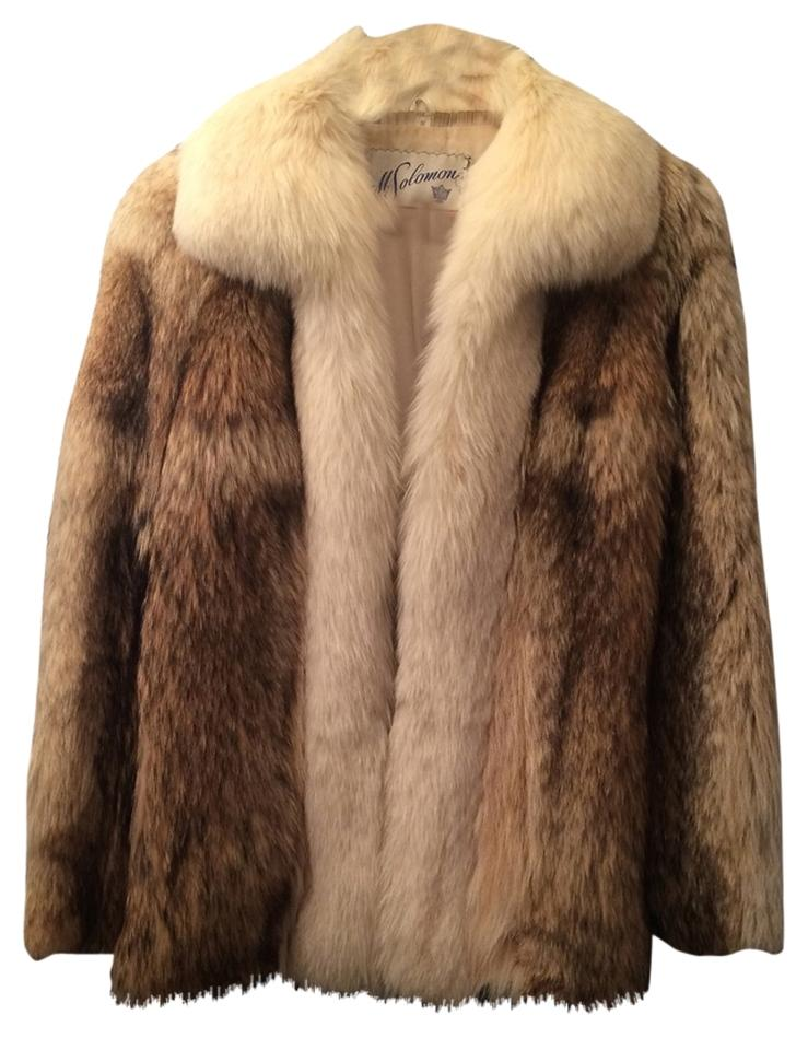 Coyote and Rabbit Fur Coat