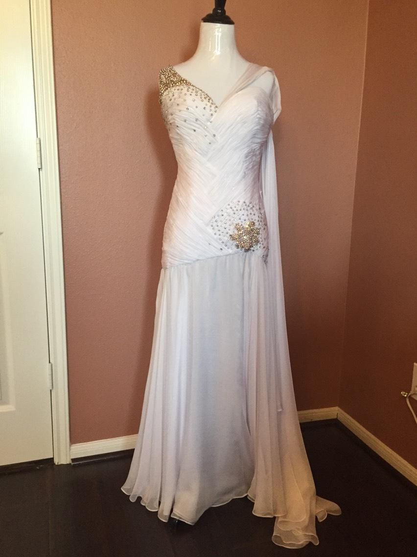 wedding dresses on sale mac duggal couture wedding dress on 75 9386
