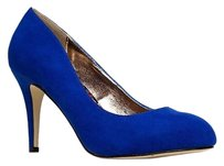 Madden Girl Blue Pumps