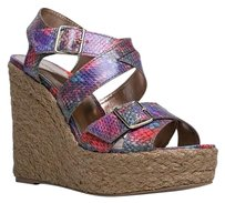Madden Girl Multi/Print Wedges