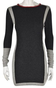 Magaschoni short dress Multi-Color Sweater on Tradesy