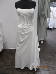 Maggie Sottero Maggie Sottero Bridal Dress A3282 (dylan) Size 14 - Ivory (127l) Wedding Dress