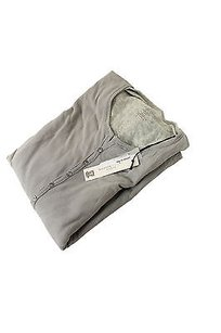 Majestic 21f530 Basic T Shirt Grey