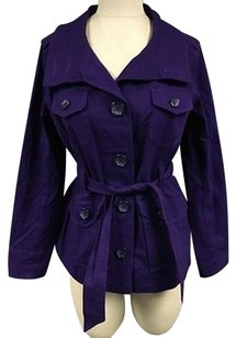 Marc Bouwer Cotton Purple Jacket