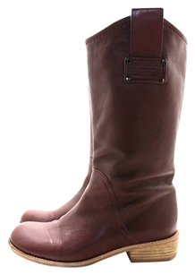 Marc by Marc Jacobs 7.5 Leather Brown Boots