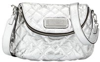 Marc by Marc Jacobs Leather Quilted Cross Body Bag