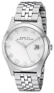 Marc by Marc Jacobs Marc By Marc Jacobs Womens Mbm3391 Stainless Steel Bracelet Watch