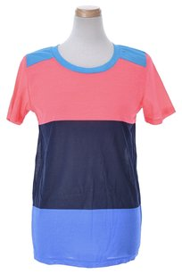 Marc by Marc Jacobs Women's Clothing T Shirt Pink, Blue