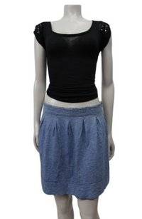 Marc by Marc Jacobs Pleated Skirt blue