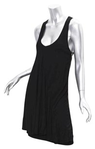 Marc by Marc Jacobs short dress Black Knit Sleeveless Racerback Shift on Tradesy