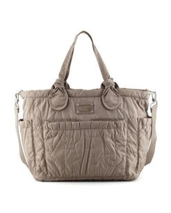 Marc by Marc Jacobs Pretty Gray Diaper Bag