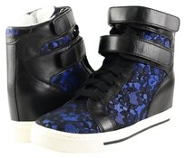 Marc by Marc Jacobs Royal Blue Multi-Color Athletic