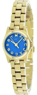 Marc Jacobs Amazing Marc Jacobs Women's Henry Dinky Blue Dial Watch