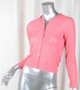 Marc Jacobs Womens Coral Sweater