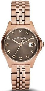 Marc Jacobs Marc By Marc Jacobs The Slim Ladies Watch Mbm3352