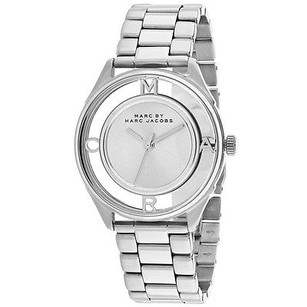 Marc Jacobs Marc Jacobs Mbm3412 Womens Watch Silver -
