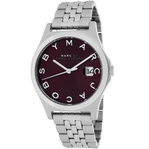 Marc Jacobs Marc Jacobs Women's MBM3314 The Slim Round Silver Bracelet Watch