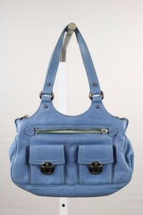 Marc Jacobs Womens Satchel in Blue