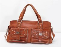 Marc Jacobs Womens Satchel in Brown