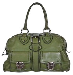 Marc Jacobs Womens Satchel in Green