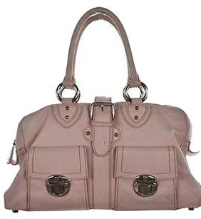Marc Jacobs Womens Satchel in Pink