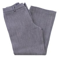 Marc Jacobs Wool Unisex Wide Tweed Cotton Trouser Pants Gray