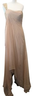 Marchesa Silk Gown Dress
