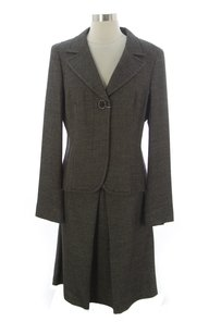 Marella Suits & Blazers,womens,marella_30570686_heatheredbrown_8