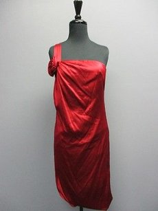 Maria Bianca Nero Silk Sleeveless One Solid 1521 A Dress
