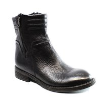 Mariano Renzi Fashion - Ankle Leather Boots