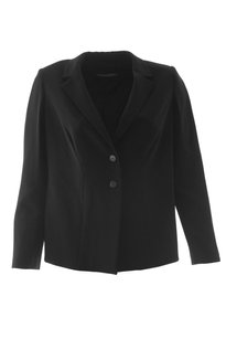Marina Rinaldi Suits & Blazers Womens Mr15_blazer_curioso_black_79_29