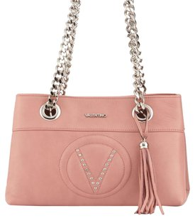 Mario Valentino Tote in Rose(Pink)