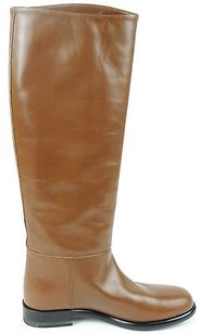 Marni Toffee Light Brown Boots
