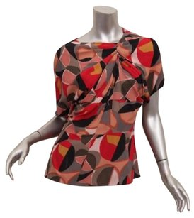Marni Womens Multicolor Top Multi-Color