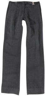 Maison Margiela 42 Black Fitted Pf Pants