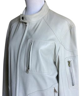 Material London Ice Leather Jacket