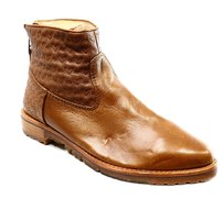 Matt Bernson Fashion - Ankle Leather Boots