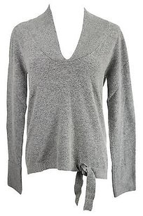 Max and Cleo Womens Grey Wool Blend Top gray