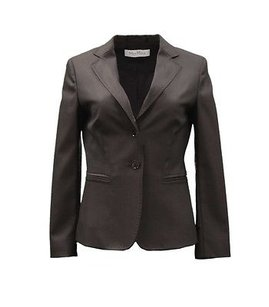 Max Mara Dark Brown Gervaso Browns Jacket