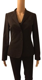 Max Mara Dark Brown Blazer