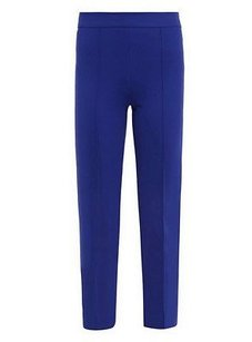 Max Mara Electric Knit French Seam Stretch Fit Calitea 100593 Pants