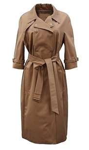 Max Mara Tobacco Agordo Double Browns Jacket