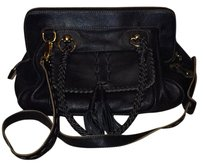 Maxx New York Satchel in Black