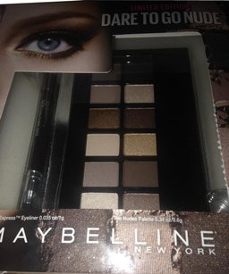 Maybelline Maybelline LIMITED EDITION Dare To Go NUDE