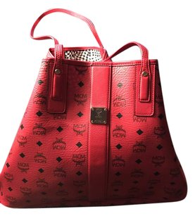 MCM Tote in Ted