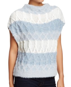 Melrose and Market Acrylic Cowl Neck Sweater
